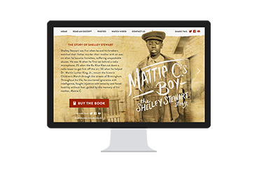 Mattie C.'s Boy Website