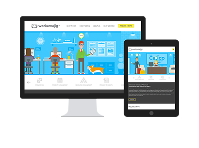 Workamajig Website